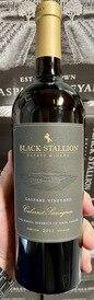 2013 Black Stallion Gaspare Napa Valley Cabernet