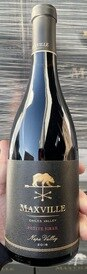 2016 Maxville Winery Petite Sirah (90WE)