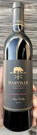 2016 Maxville Winery Cabernet Franc