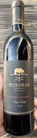 2016 Maxville Winery Cabernet Sauvignon