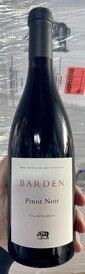 2017 Barden Sta. Rita Hills Pinot Noir
