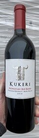 2018 Kukeri Stags' Leap District Proprietary Red Blend
