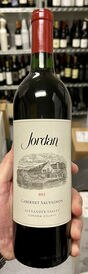 2015 Jordan Alexander Valley Cabernet (92WE)