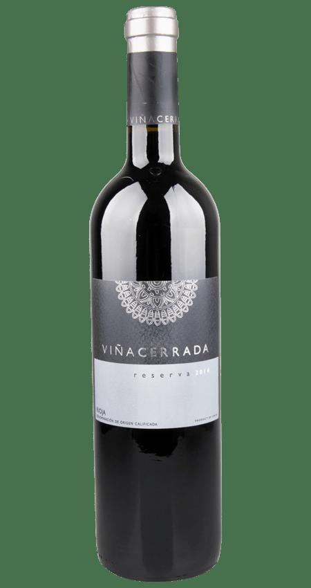Bodegas Ugalde Viña Cerrada Rioja Reserva 2014