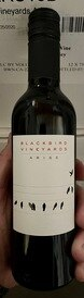375ML Half Bottle – 2018 Blackbird Vineyards Arise Napa Valley Red (91D)