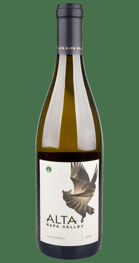 Alta Chardonnay Napa Valley 2018