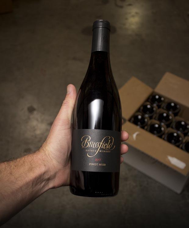 Brassfield Pinot Noir High Valley 2017