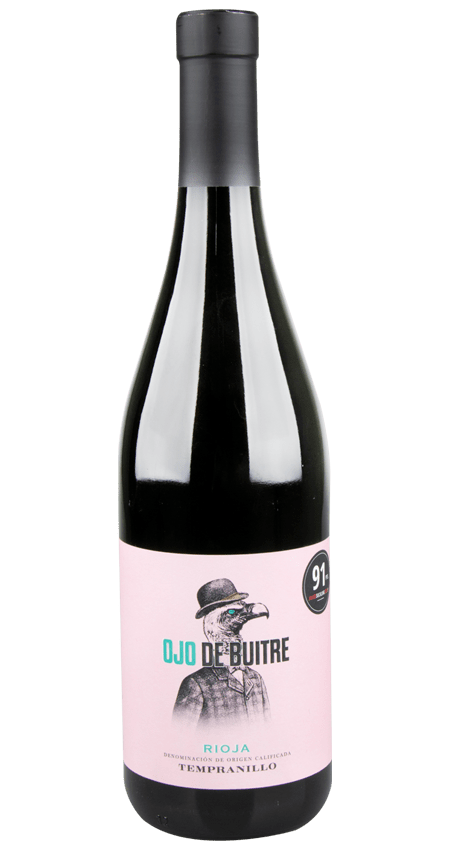 Bodegas Zuazo Gaston Rioja Tempranillo Ojo de Buitre 2019