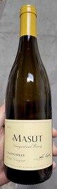 2017 Masut Estate Eagle Peak Mendocino County Chardonnay (91WS)