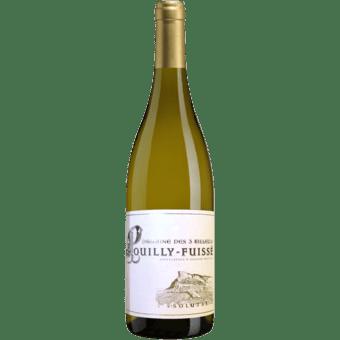 2018 Domaine Des Trois Tilleuls Pouilly Fuisse Aop