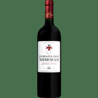 2018 Domaine Des Mimosas Lalande De Pomerol