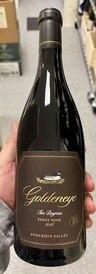 2016 Goldeneye Ten Degrees Pinot Noir (95WE)