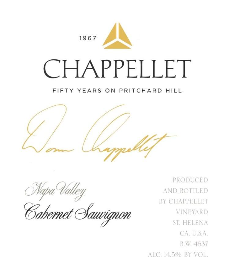 Chappellet Cabernet Sauvignon (Signature) 2018