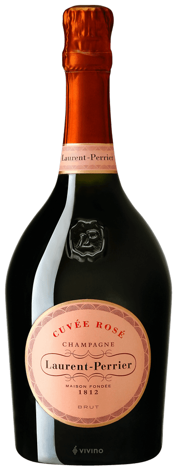 Laurent-Perrier Brut Cuvée Champagne Rosé N.V.