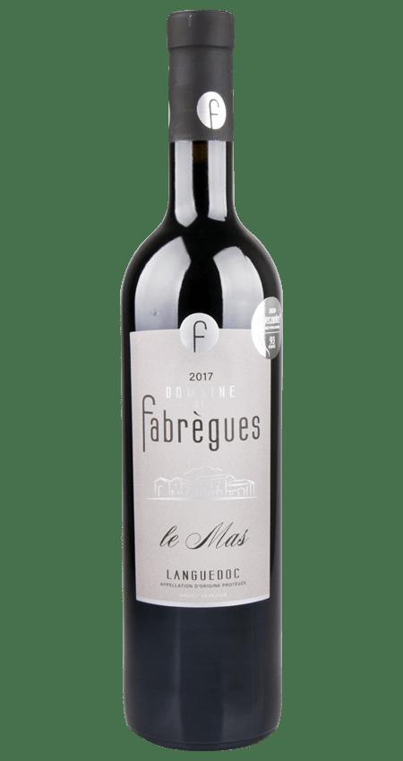 93 Pt. Domaine de Fabrègues Le Mas Pézenas Languedoc 2017