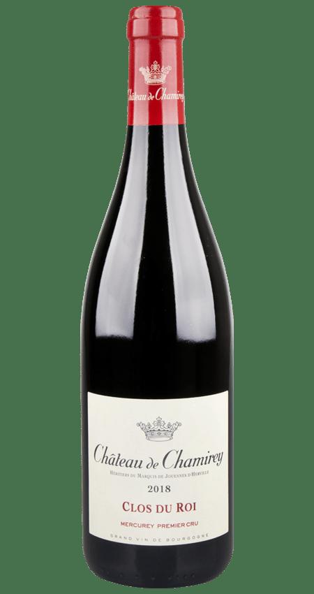 Château de Chamirey 1er Cru Mercurey Clos du Roi Rouge 2018