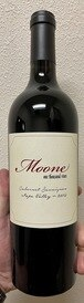 2014 Moone One Thousand Vines Napa Valley Cabernet