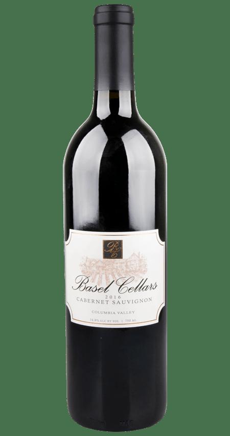Basel Cellars Columbia Valley Cabernet Sauvignon 2016