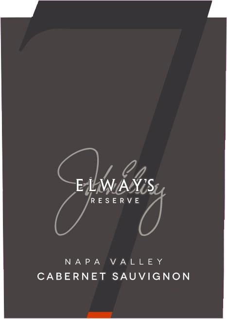 7Cellars Elway's Reserve Cabernet Sauvignon 2018