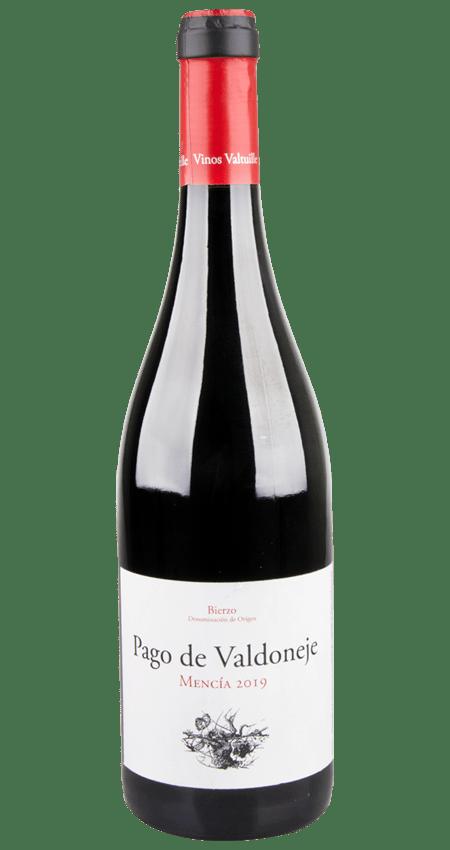 92 Pt. Vinos Valtuille Pago de Valdoneje Mencía Bierzo 2019