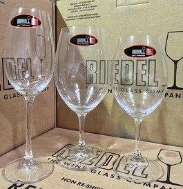 Riedel Cabernet/Chard/Sparkling – 4×3 Pack (12 Glasses Total)