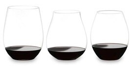Riedel Big O Stemless Cab/Chard/Pinot Noir – 4×3 Pack (12 Glasses Total)