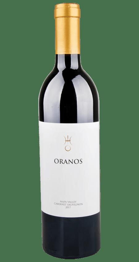 Oranos Napa Valley Cabernet Sauvignon 2017 Block Series