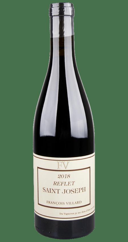 93 Pt. Northern Rhone Syrah Saint-Joseph Domaine Francois Villard 'Reflet' 2018