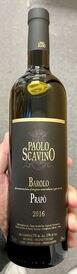 2016 Paolo Scavino Barolo Prapo (96RP/95JS/94WE/94WS)