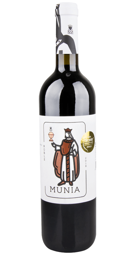 95 Pt. Bodega Viñaguareña Munia Toro Roble 2018