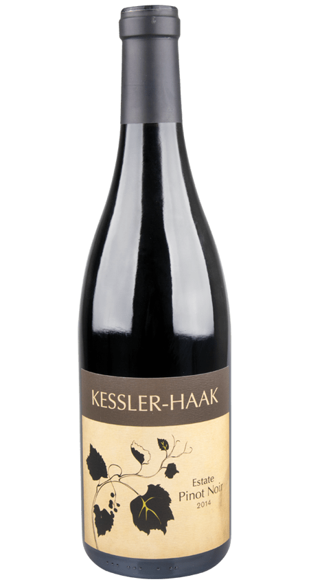 92 Pt. Kessler-Haak Estate Pinot Noir 2014 Sta. Rita Hills