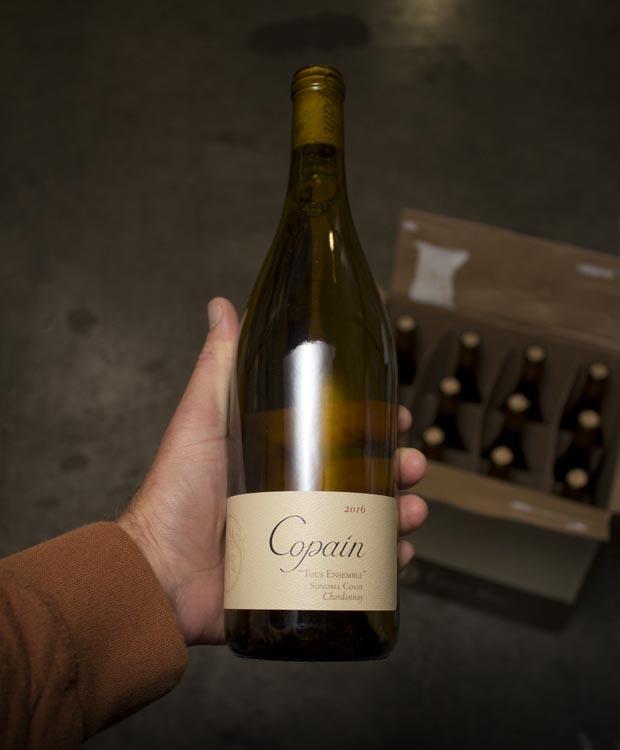 Copain Chardonnay Tous Ensemble Sonoma Coast 2016