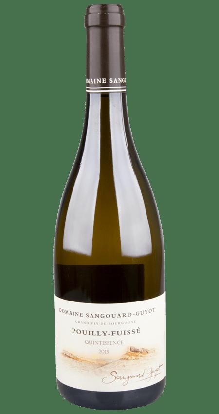 94 Pt. Pouilly-Fuissé White Burgundy Domaine Sangouard-Guyot 'Quintessence' 2019