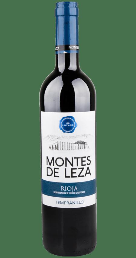 Montes de Leza Rioja Tempranillo 2018