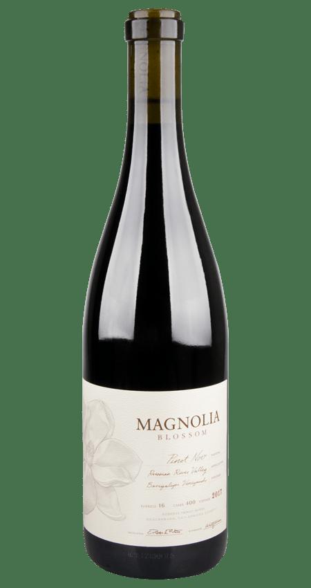 Magnolia Blossom Bacigalupi Vineyards Pinot Noir 2017