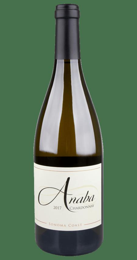 92 Pt. Anaba Wines Sonoma Coast Chardonnay 2017