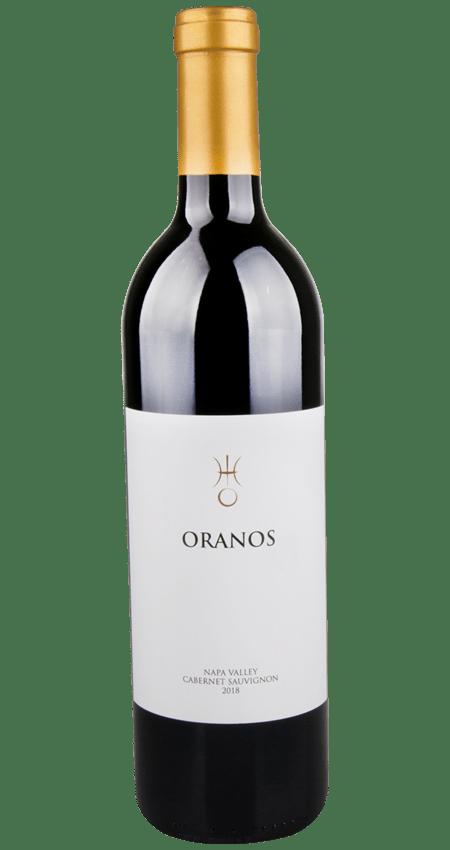 Oranos Napa Valley Cabernet Sauvignon 2018 Block Series