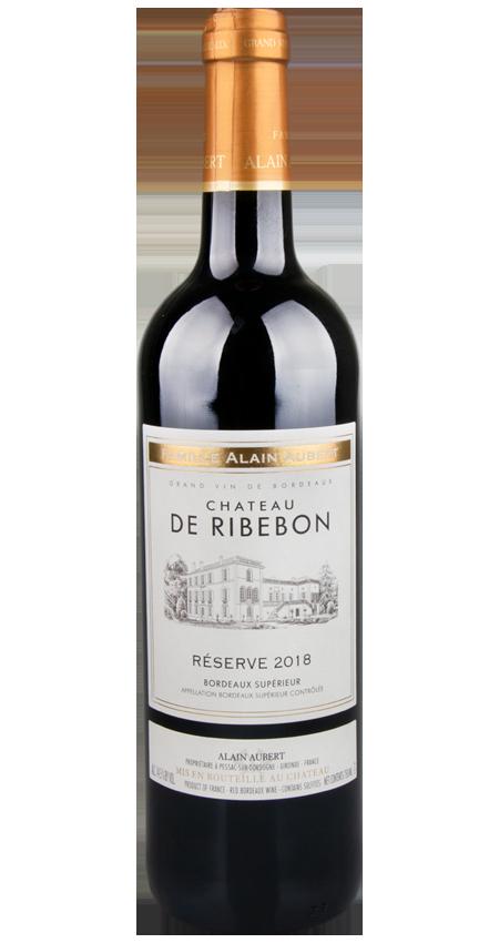Château de Ribebon Réserve Bordeaux Supérieur 2018