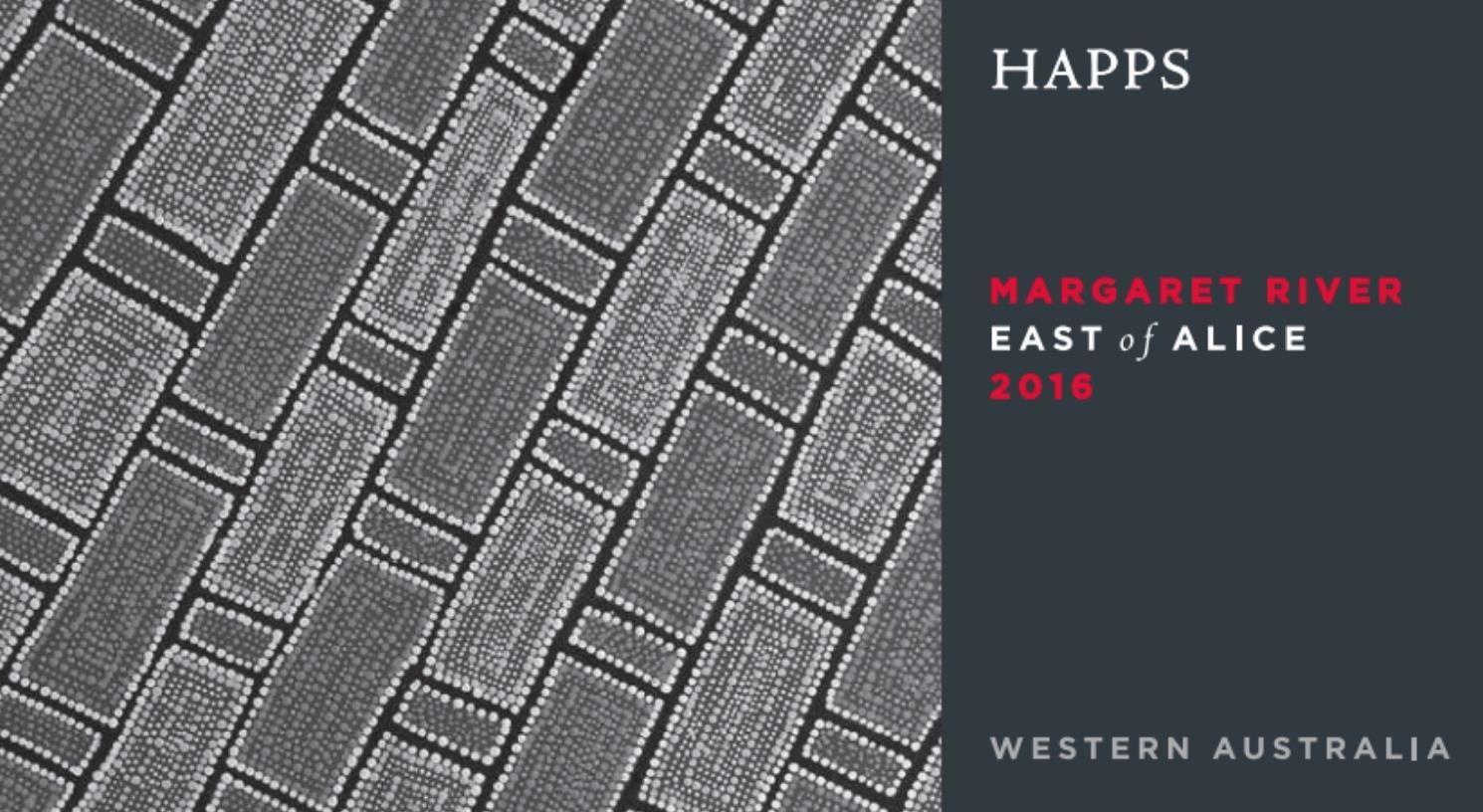 Happs East of Alice 2016