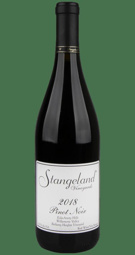 Stangeland Bethany Heights Eola-Amity Hills Willamette Pinot Noir 2018