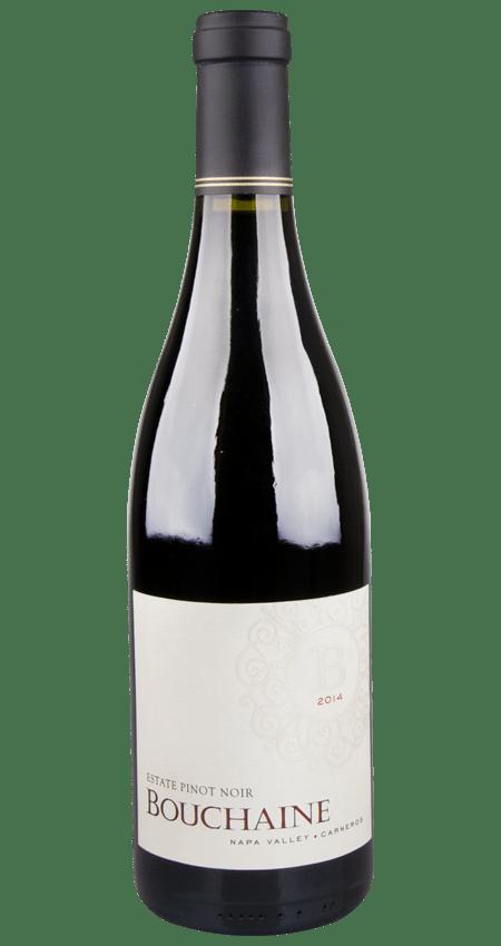92 Pt. Bouchaine Estate Pinot Noir 2014 Carneros