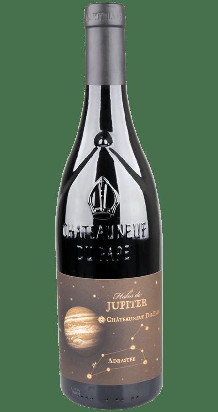 96 Pt. Châteauneuf-du-Pape Halos de Jupiter Adrastée 2017