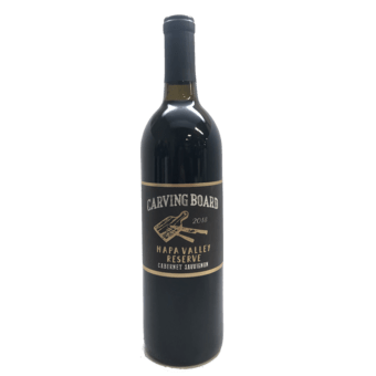 2018 Carving Board Napa Valley Reserve Cabernet Sauvignon