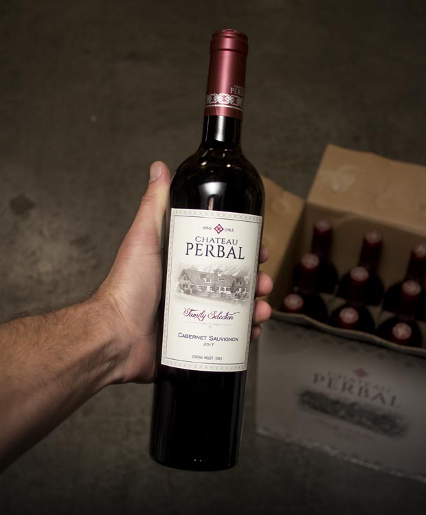 Chateau Perbal Family Selection Cabernet Sauvignon 2017