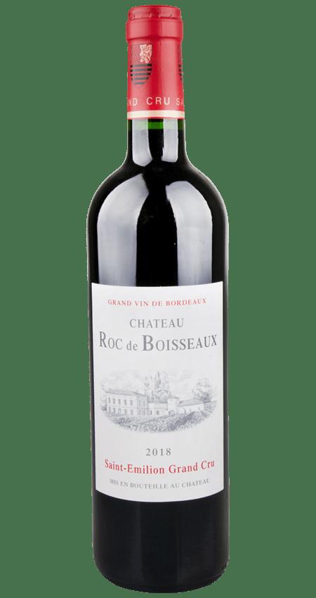Château Roc de Boisseaux Saint-Émilion Grand Cru 2018