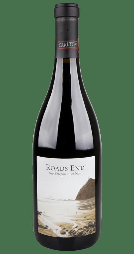 93 Pt. Willamette Valley Pinot Noir 2015 Carlton Cellars 'Roads End' Estate