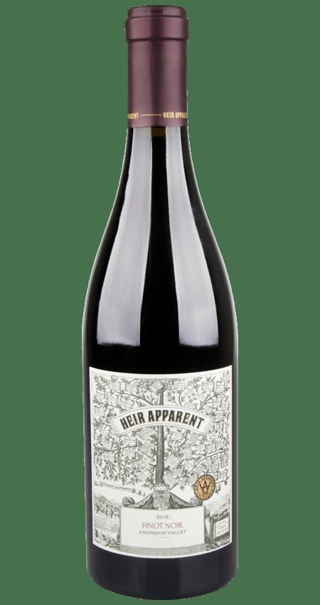 Heir Apparent Anderson Valley Pinot Noir 2018