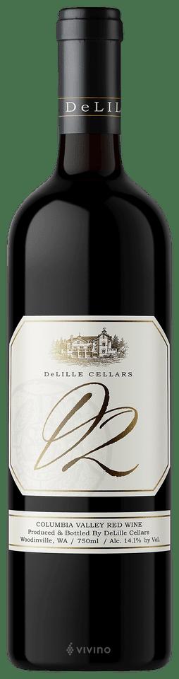 DeLille Cellars D2 2017