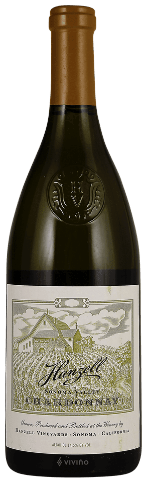 Hanzell Chardonnay 2015