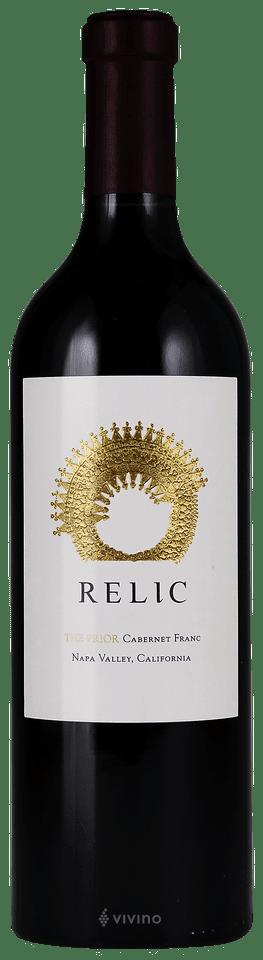 Relic The Prior Cabernet Franc 2011
